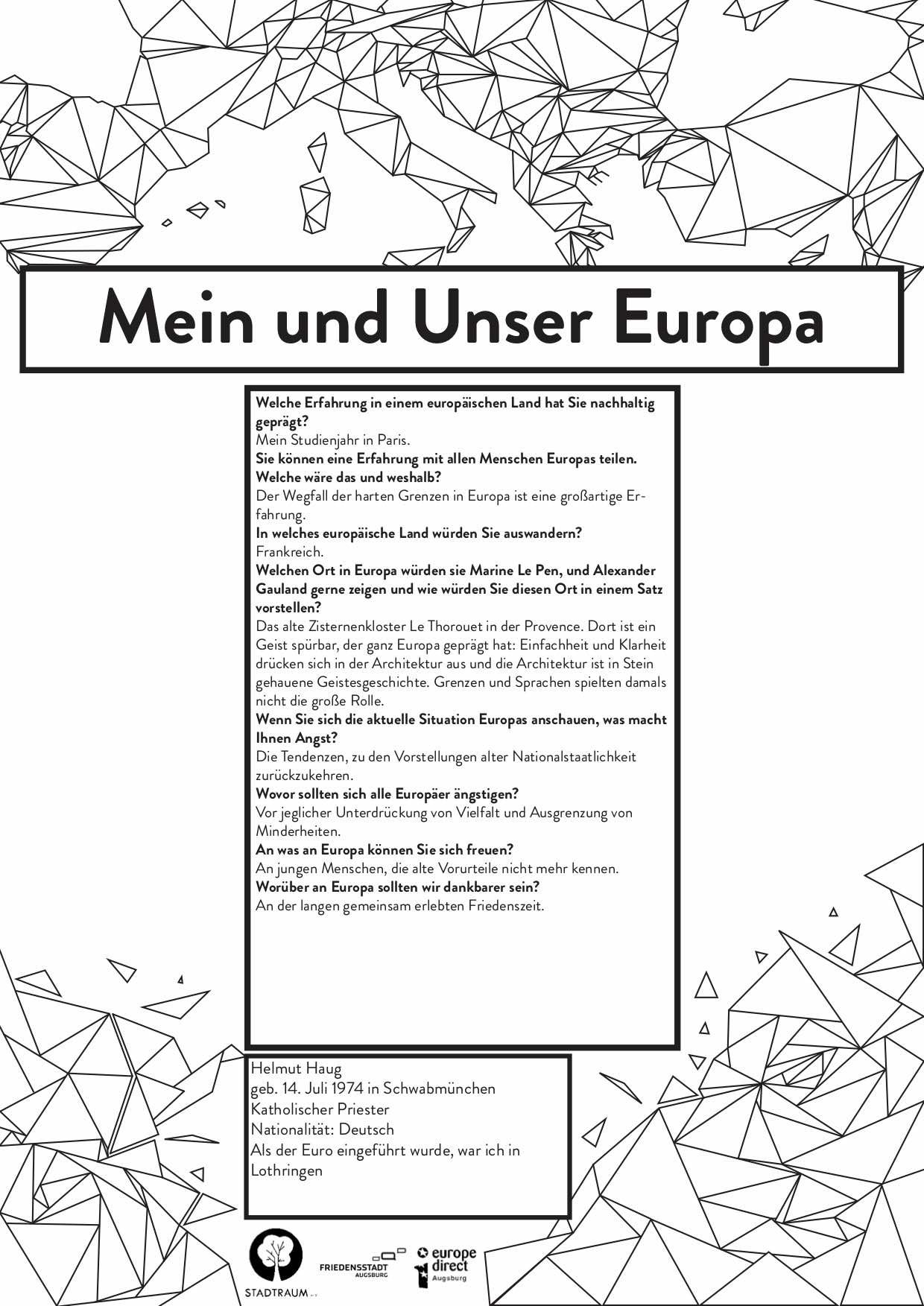 Europa haug neu