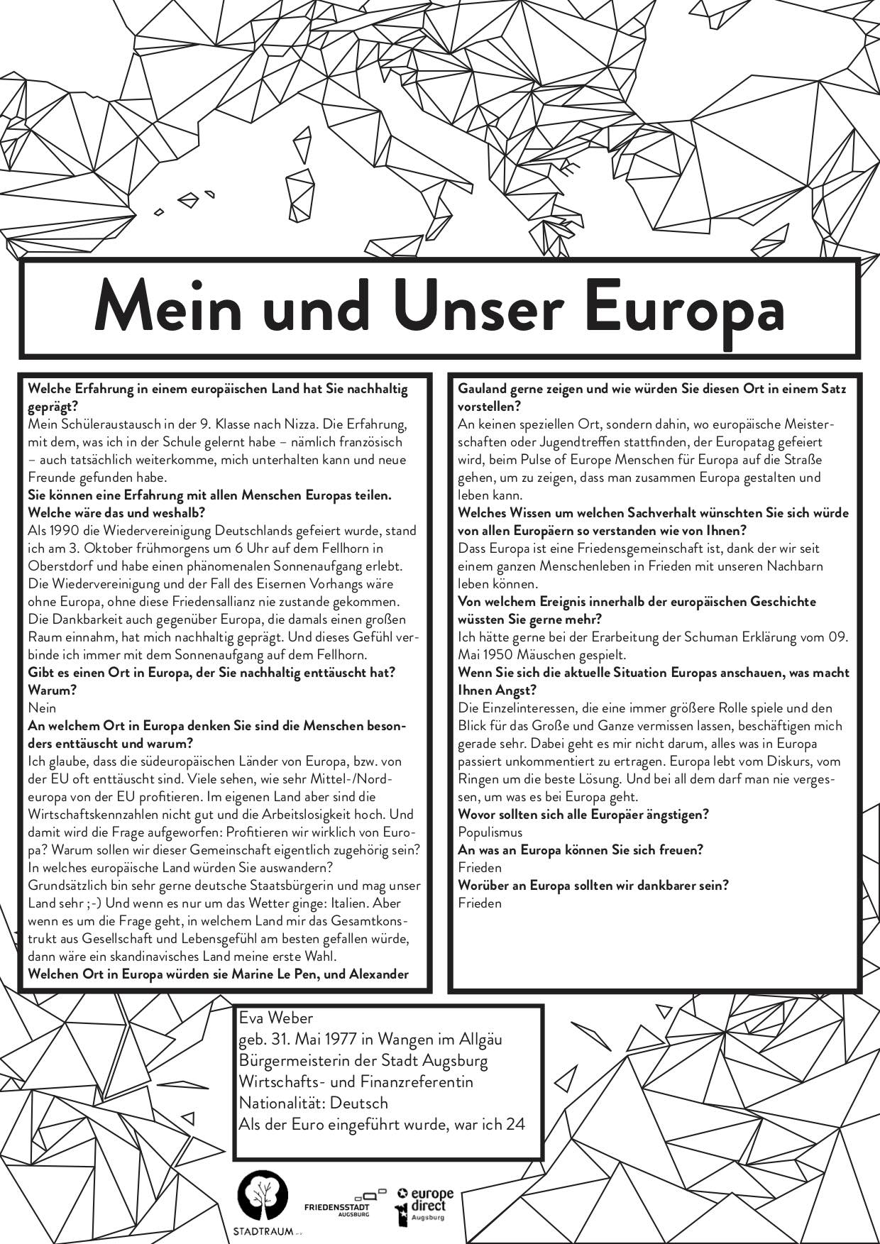 Europa weber