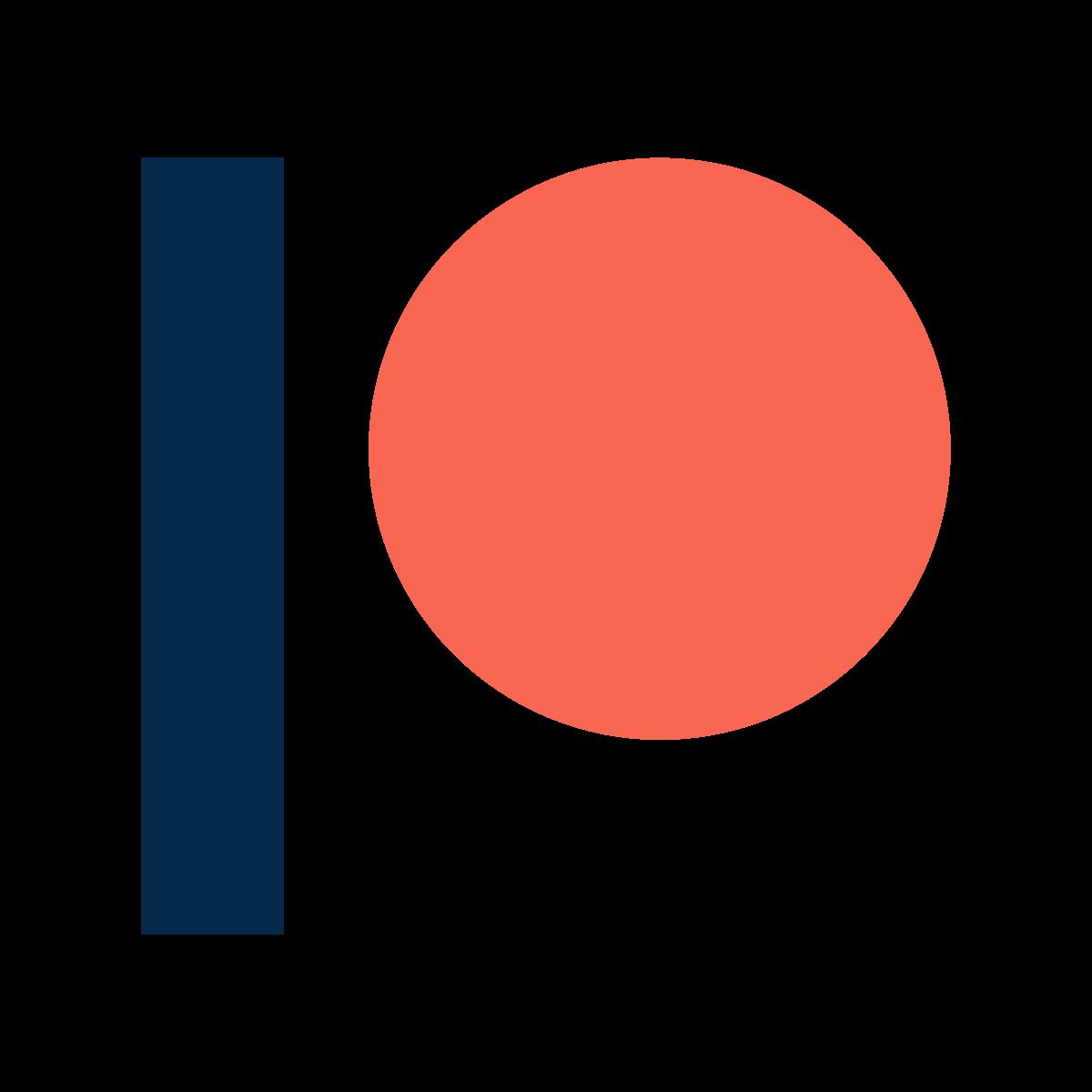 1200px-Patreon_logomark